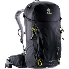 Deuter Trail Pro 32 Backpack Herre black/graphite